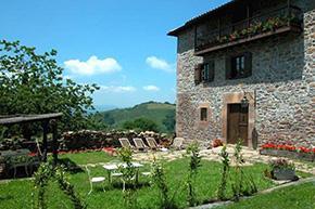Casa rural Eguzkiarreko